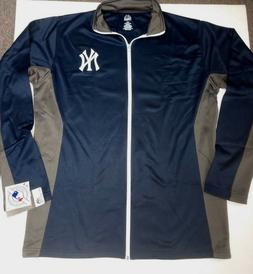 NEW YORK YANKEES MAJESTIC FULL ZIP JACKET NEW WITH TAGS MENS