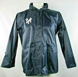 New York Yankees Men's G-III Navy Blue Full-Zip Rain Coat ML