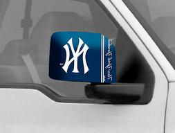 New York Yankees Mirror Cover 2 Pack - Large  NY MLB Auto Ca