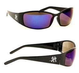 New York Yankees MLB Logo Sunglasses Polycarb Lenses UV Prot