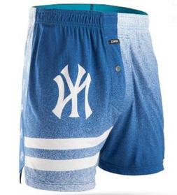New York Yankees Stance MLB Mens Fade Underwear 865443 Mediu