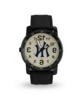New York Yankees MLB Mens Model 5 Watch, New In Box. Free Sh