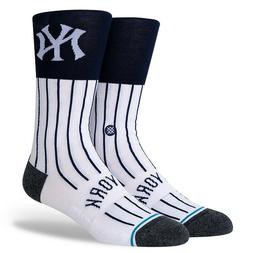 New York Yankees Stance MLB NY Color Diamond Collection Sock
