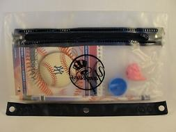 New York Yankees MLB Pencil Pouch Set