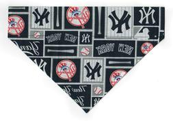 New York YANKEES MLB Pet Dog Bandana Scarf Major League Base