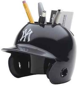 NEW YORK YANKEES MLB Schutt MINI Baseball Batter's Helmet DE