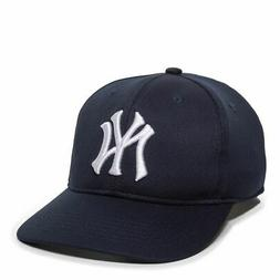 NEW YORK YANKEES NAVY ADULT ADJUSTABLE HAT NEW & OFFICIALLY