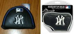 New York Yankees NY MLB Blade or Mallet Putter Golf Club Hea