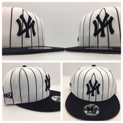 New York Yankees Pin Stripe New Era 9Fifty Snapback