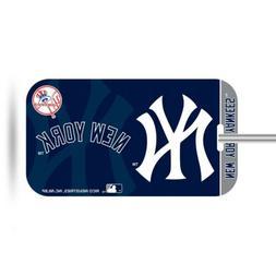 New York Yankees Plastic Luggage Tag Bag Identification Base