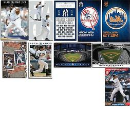 New York Yankees Poster Choose Your Poster 24x36 NYY NY Cham