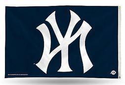 New York Yankees RICO 3x5 Flag w/Grommets Outdoor House Bann