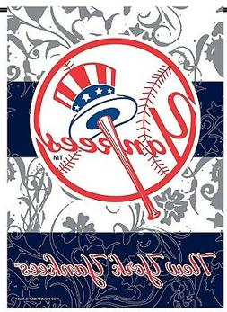 New York Yankees Rico Premium 2-sided GARDEN Flag Outdoor Ho