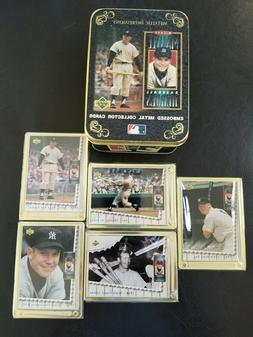 New York Yankees Rookie Insert Parallel Mickey Mantle Marian