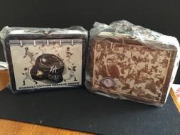 new york yankees sga tin metal lunchbox