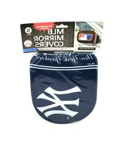 New York Yankees Side View Mirror Cover Socks Car Truck Auto