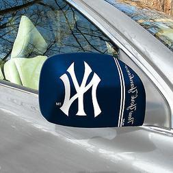 New York Yankees SMALL Car Mirror Cover SOCK DESIGN Set FAST