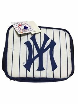 New York Yankees Soft Side Lunch Box Cooler Brand New 10 x 8