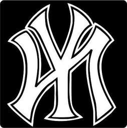 New York Yankees Sticker Decal MLB  Window Car Van truck