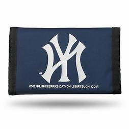New York Yankees Team Color Nylon Wallet