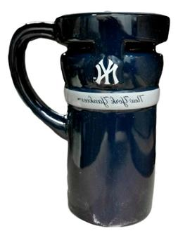 new york yankees travel mug ceramic coffee
