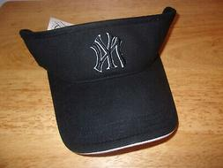 new york yankees visor hat cap nwt