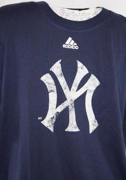 NEW Youth Boys Girls Kids Adidas New York Yankees Baseball M