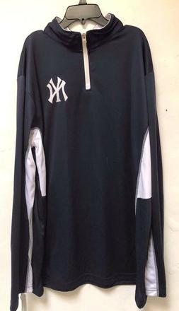 NWT MLB Men's Yankees New York Blue Shirt Baseball Fan Team