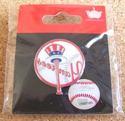 ny new york yankees top hat logo