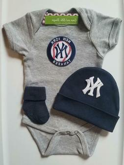 NY Yankees baby boy outfit Yankees baby boy clothes Yankees