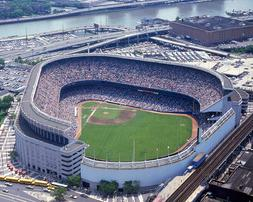 OLD YANKEE STADIUM Glossy 8x10 Photo New York Yankees Print