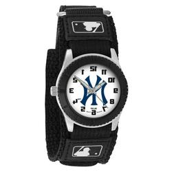 Open Box - New York Yankees Rookie Watch Black Game Time Boy