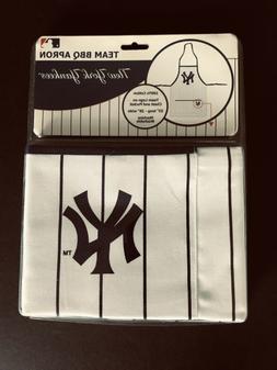 RARE Official MLB New York Yankees Team BBQ Apron Siskiyou 2