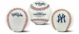 Rawlings New York Yankees Team Logo Manfred MLB Baseball Aut