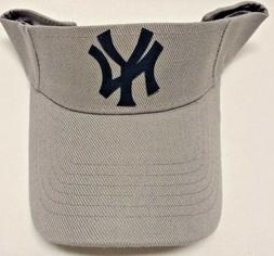 Read Listing! New York Yankees Handcrafted FLAT LOGO on Grey