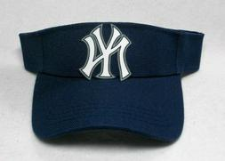 Read Listing! New York Yankees Handcrafted FLAT LOGO on Navy