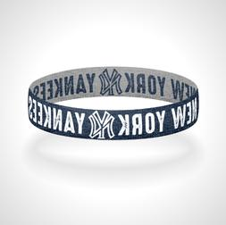 Reversible New York Yankees Bracelet Wristband Bronx Bombers