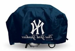 Rico MLB New York Yankees Economy Barbeque BBQ Grill Cover