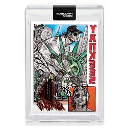 Topps PROJECT 2020 Card 240 1984 Don Mattingly by JK5 New Yo