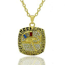 USA New York Yankees 2003 Championship Ring Inspired Pendant
