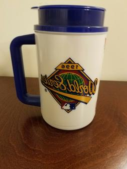 Vintage MLB 1996 World Series Yankees Braves Collectible The