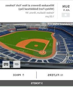 Whitey Ford Bobblehead NIB New York Yankees SGA 7/9/17 Live