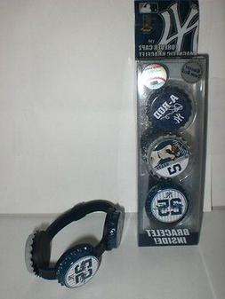 WHOLESALE LOTS OF NEW YORK YANKEES FOREVER CAPZ MAGNETIC BRA