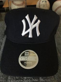 New Era Women's New York NY Yankees 9Twenty Adjustable Bas
