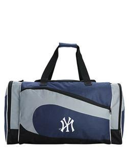 NEW YORK YANKEES MLB GYM TRAVEL LUGGAGE DUFFLE BAG