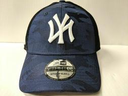 YOUTH New York Yankees Cap New Era 39Thirty Stretch Mesh Jr